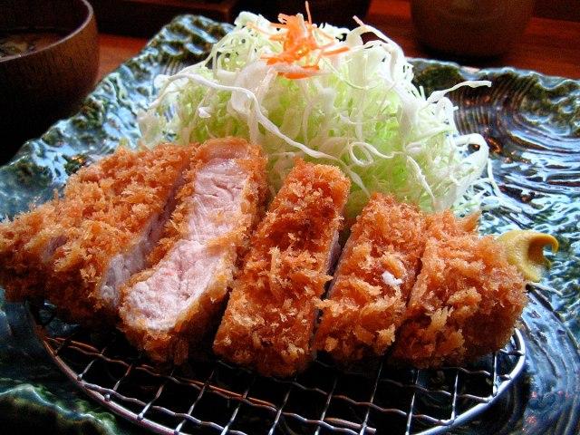 Resultado de imagen de TONKATSU  豚カツ