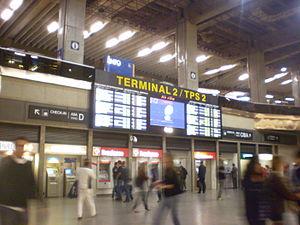 Terminal 2 de GRU