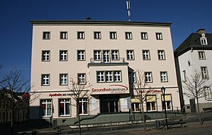 Deutsch: Gesundheitszentrum am Neumarkt