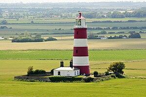 Happisburgh lighthouse, Happisburgh, Norfolk, ...