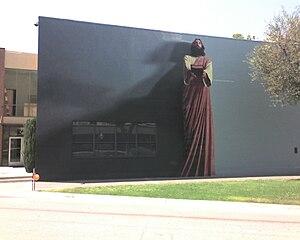 Jesus wall, Biola University