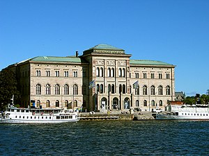 Nationalmuseum, Stockholm, Sweden.