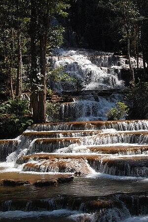Pacharoen waterfall