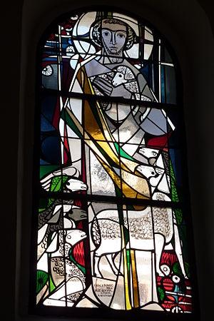 Rech St.Luzia Fenster742