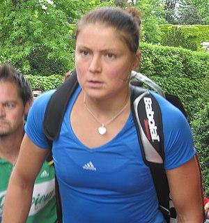 Dinara Safina at 2009 Roland Garros, Paris, France