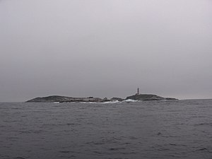 English: Sambro Island, near Halifax, Nova Sco...