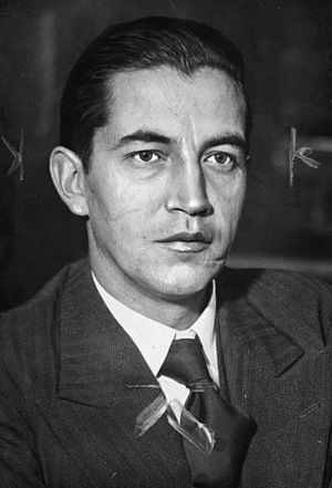 Rudolf Diels, first Commander of the Gestapo; ...