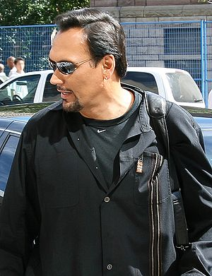 Jimmy Smits at the 2007 Toronto International ...