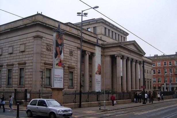 Manchester Art Gallery - panoramio