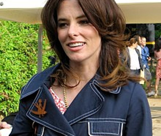 Posey At Fox Upfronts In 2007