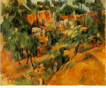 Paul Cezanne Bibermus