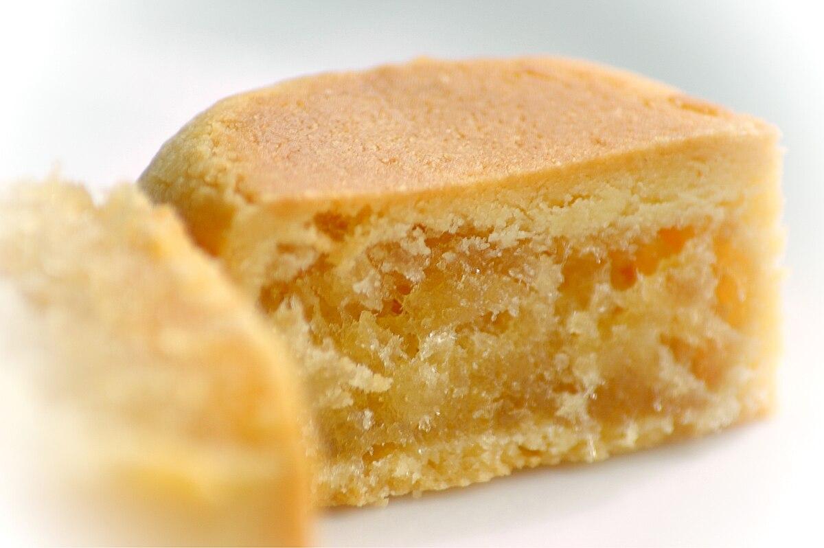 Pineapple Cake Chinese