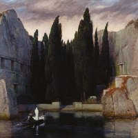 """Isle of the Dead"" by Arnold Böcklin"