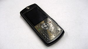 Picture of a Cell Phone