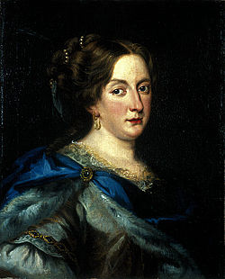 Christina of Sweden by Jacob Ferdinand Voet