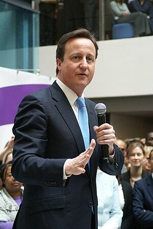 David Cameron's visit