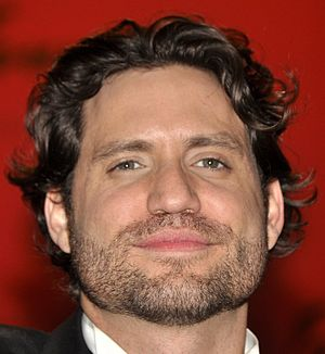 Edgar Ramirez in Paris at the César Awards cer...