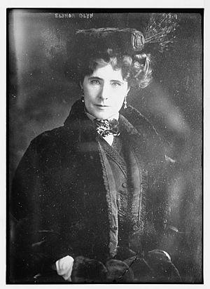English: Elinor Glyn portrait
