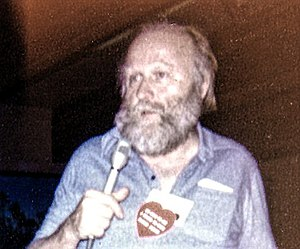 Frank Herbert (science fiction writer) at Octo...