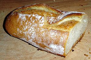 Pain au Levain, a French bread