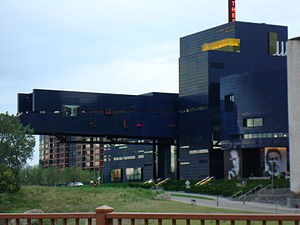 The Guthrie Theatre in Minneapolis