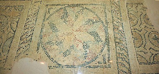 Mosaic Floor - Syntagma Metro Station Archaeological Collection by Joy of Museum