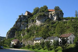 Pottenstein Castle
