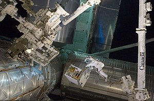 STS-135 Robotic Refueling Mission (1)