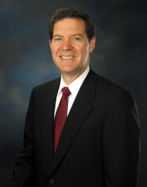 Sam Brownback, U.S. Senator from Kansas.