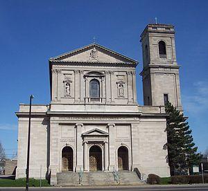 English: Saint Gerard's Roman Catholic Church,...