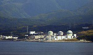 Tomari Nuclear Power Plant (Tomari, Hokkaidō, ...