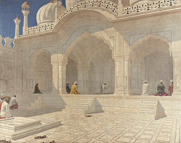 mosques-india