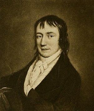 English: English poet William Wordsworth