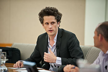 July 20th, 2011--Aspen, CO, USA Aaron Levie, C...