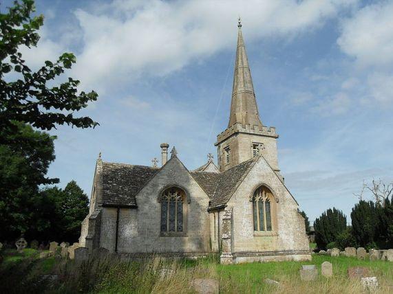 Church of St. Giles, Alderton