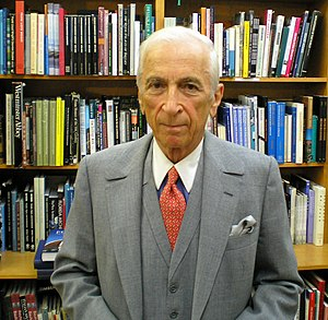 Writer Gay Talese at the Strand Bookstore, New...