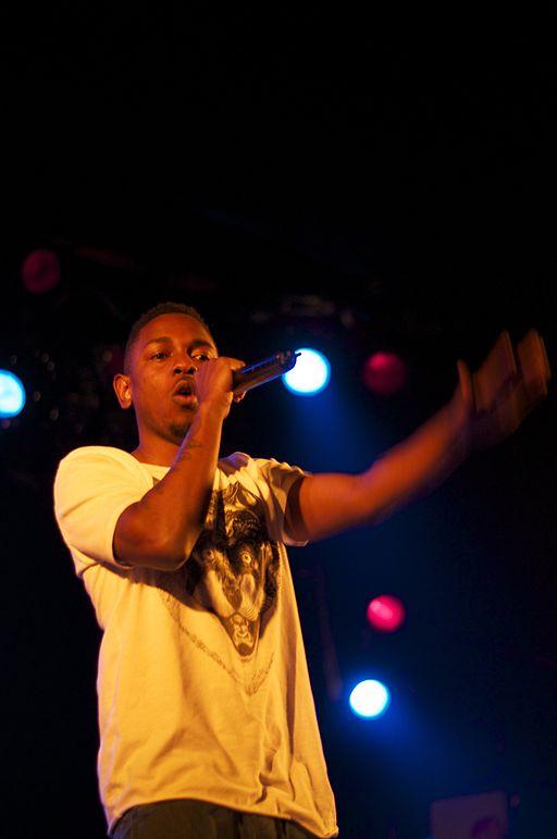 Kendrick Lamar @ Grosse Freiheit 36, Hamburg (9498442702)