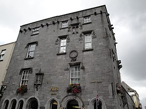 """The historic home of Galway's most power..."