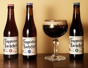The beers of Rochefort