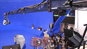 A set for The Spiderwick Chronicles (2008)