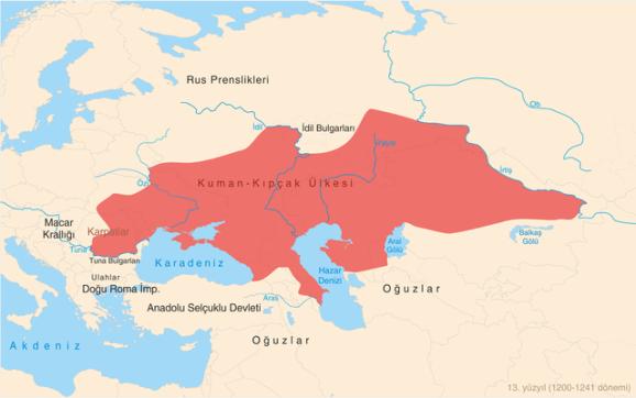 Cuman-Kipchak
