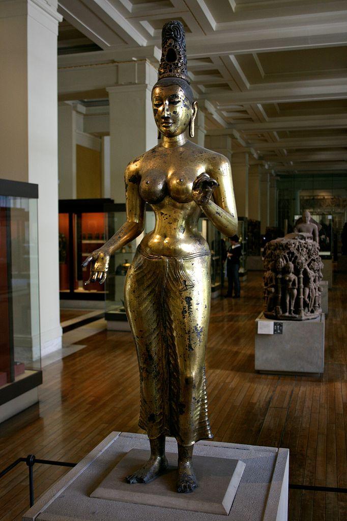 FileStatue Of Tara British Museumjpg Wikipedia