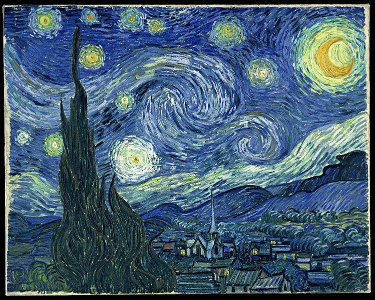 ~Van Goghs The Starry Night~