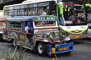 Jeepney in Manila, Philippines