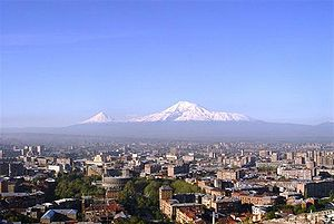 Photo of Yerevan, Mount Ararat