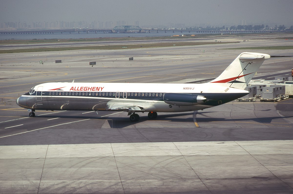 Allegheny Airlines Flight 853 Wikipedia