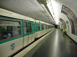 Commerce (Paris Métro)