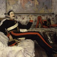 Artistic intimates:  Tissot's patrons among his friends & colleagues