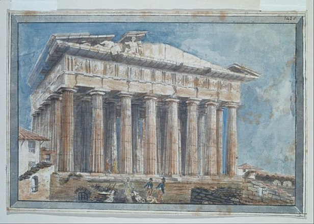 Metopes of the Parthenon
