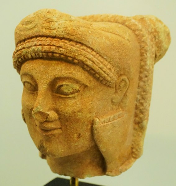 Hellenic Museum, Melbourne - Joy of Museums - Head of a Cypriot Herakles 2